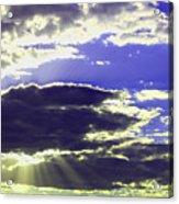 Albuquerque Sky Acrylic Print