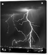 Albuquerque Thunderstorm Acrylic Print