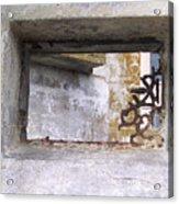 Alcatraz 2 Acrylic Print