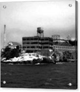 Alcatraz Acrylic Print