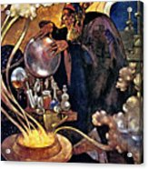 Alchemist 1912 Acrylic Print