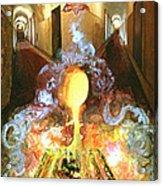 Alchemy Acrylic Print by Anne Cameron Cutri