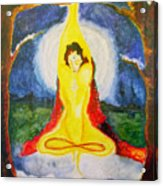 Alder Meditation Acrylic Print