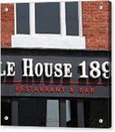 Ale House Acrylic Print