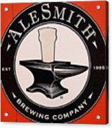 Alesmith Sign, Newport R. I. Acrylic Print