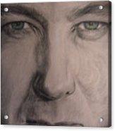 Alex Jones Acrylic Print