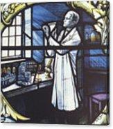Alexander Fleming, Scottish Biologist Acrylic Print