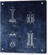 Alexander Graham Bell's Telephone Acrylic Print
