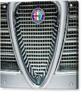 Alfa-romeo Grille Emblem Acrylic Print