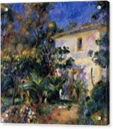 Algiers Landscape 1895 Acrylic Print