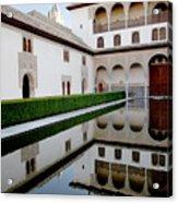 Alhambra Acrylic Print