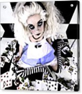 Alice1 Acrylic Print