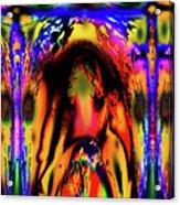 Alien Lock Up Acrylic Print