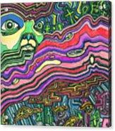 Alien Nation Acrylic Print