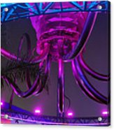 Alien Ship Or What Acrylic Print