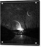 Alien Skies Acrylic Print