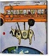 Alien Transport System Acrylic Print