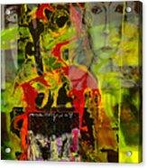 Alienation Acrylic Print