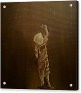 Aligning His Stars Acrylic Print