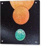 Alignment Acrylic Print