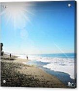 Aliso Viejo Beach Acrylic Print