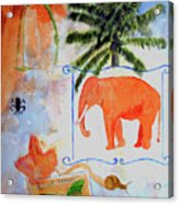 All Creatures Great And Small Acrylic Print