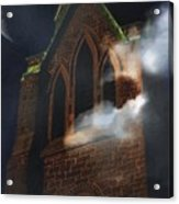 All Hallows Acrylic Print