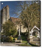 All Saints Birling Acrylic Print