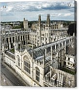 All Souls College - Oxford University Acrylic Print