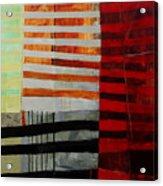 All Stripes 1 Acrylic Print