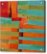 All Stripes 2 Acrylic Print