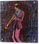 All That Jazz Acrylic Print