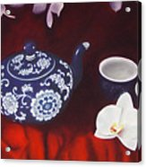 All The Tea In China Acrylic Print