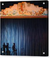 All The World Is A Stage Acrylic Print