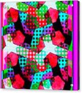 All Units... A Melon Disturbance In Sector 49 Acrylic Print