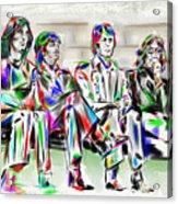 Beatle Love Acrylic Print