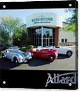 Allards K1 K2 K3  Acrylic Print