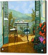Alle Dieci Del Mattino Acrylic Print
