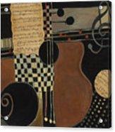 Allegro Moderato Acrylic Print