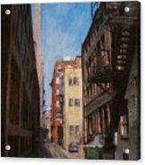 Alley 3rd Ward Acrylic Print
