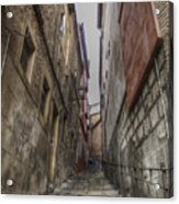 Alley Acrylic Print