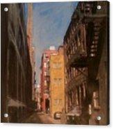 Alley Series 2 Acrylic Print