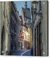 Alleyway Acrylic Print