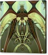 Allien Portal Acrylic Print