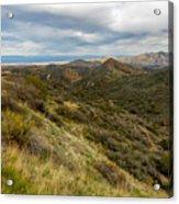 Alluring Landscape Of Arizona Acrylic Print