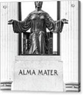 Alma Mater Acrylic Print