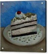 Almond Cake Acrylic Print