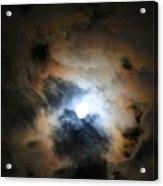 Almost Full Moon 2 Acrylic Print
