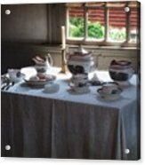 Almost Tea Time Acrylic Print