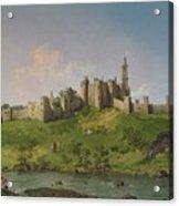Alnwick Castle Acrylic Print